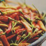 nourriture épicée santé