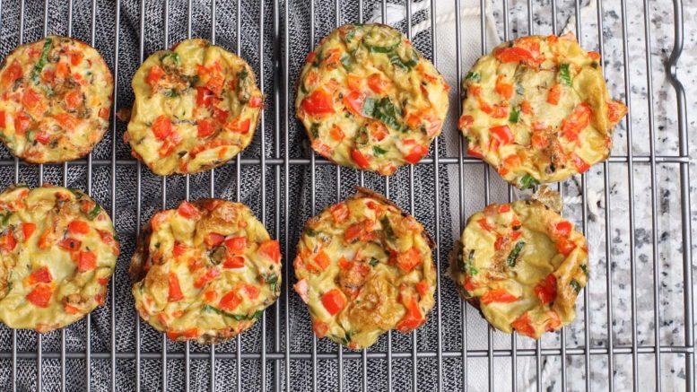 recette senior sante omelette legumes